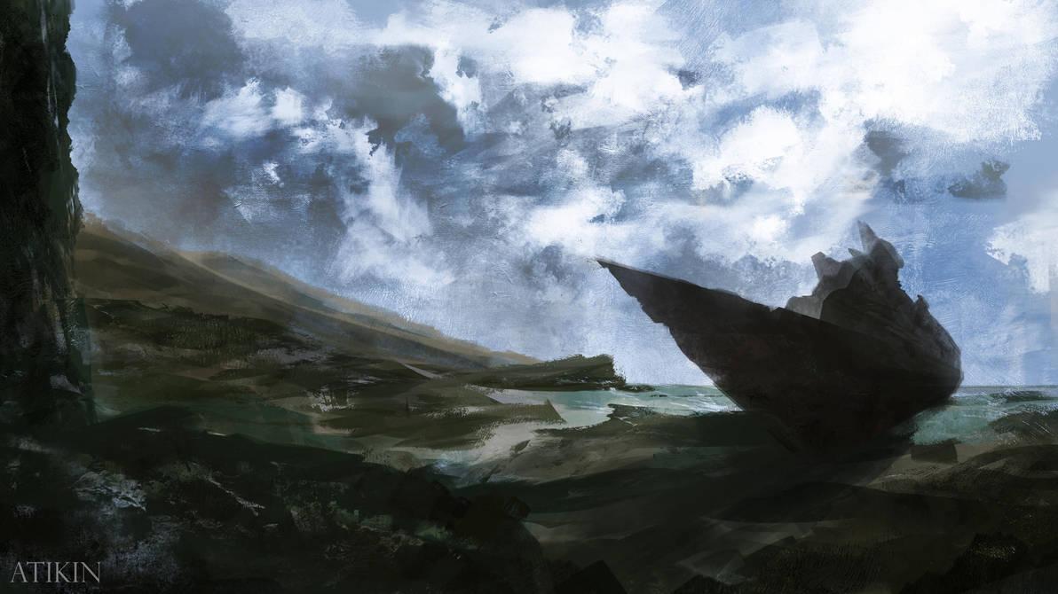 Eternal Quay by Atik1n