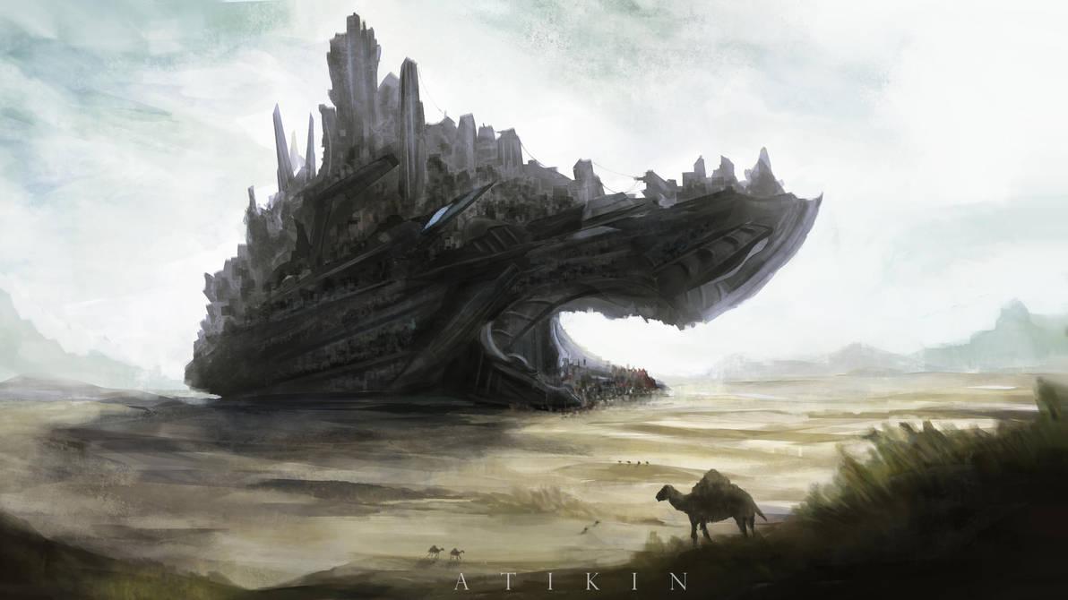 Navis Harenae [TheShift] by Atik1n