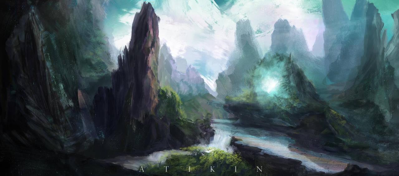Nebula Ostium [TheShift] by Atik1n