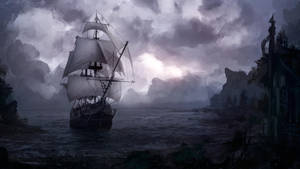 Arrival in the Kron by Atik1n