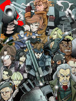 Metal Gear Solid - The Best Is Yet To Come by kentaropjj