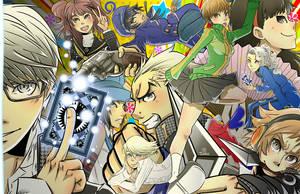Persona 4 by kentaropjj