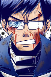 Boku no Hero Academia - Ingenium by kentaropjj