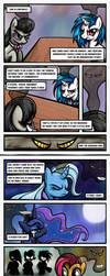 [Comic] Logic of a Mad God by Rambopvp