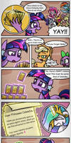 [Comic] Extra Ticket by Rambopvp