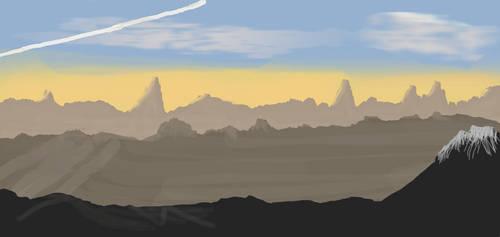 Landscape by godzilla898