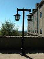 Lamp Post Stock by HauntingVisionsStock