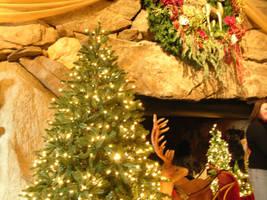 Christmas Scene 1 by HauntingVisionsStock