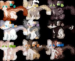 OTA CAT ADOPTS   2 by Buff-Spud