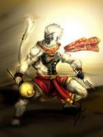 hanuman by molee