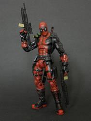 Marvel Legends Deadpool custom by LuXuSik