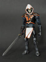 Marvel Legends Taskmaster custom by LuXuSik