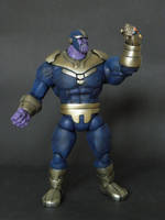 Marvel Legends Thanos custom 2 by LuXuSik