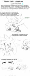 Sonic Rivals 2: Silver n Espio pt.1 by MikuMiruMikuru