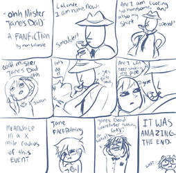 OH JANE'S DAD A FANFICTION by The-EverLasting-Ash