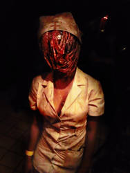 Silent Hill Nurse by BeautyNightmares