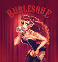 Burlesque by reynes