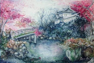Hanami by Reraartist