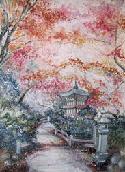 Autumn by Reraartist