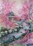 Cherry Blossom by Reraartist