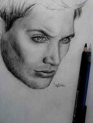 Jensen Ackles by SofiaAliens