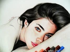 Girl by SofiaAliens