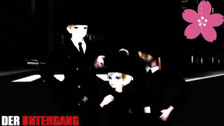 MMD x Der Untergang - Die Junge Soldaten by Sheila-Sama-15