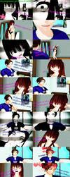 MMD Comics - El Efecto del Periodo by Sheila-Sama-15