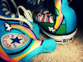 Converse is My Life by CuppytheCupcake