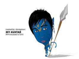 MY Avatar by dimaginers