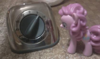 Me and Pinkie Pie baking 4 by goukai