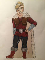 Thora the Ruthless by Prosper-the-XVIII