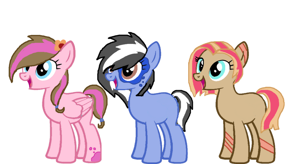 Adopt Remakes: 3,4, and 5 |5 Points|OPEN 1/3| by MadWhovianWithABox