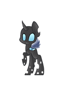 Changeling Commission  Ventorian  by MadWhovianWithABox