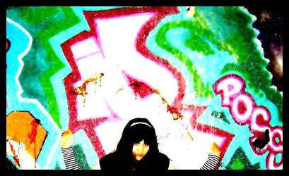 Graffiti by Psychokugel