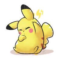 25 Pikachu by Jojodear