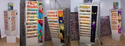 Sharpie Comic Rack by MattMcEver