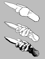Hand Study 5 by Magistellus