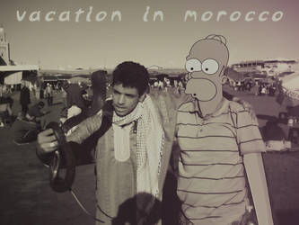 Vacation In Morocco by Aminebjd