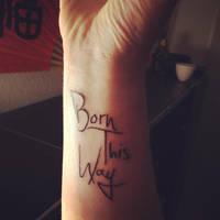 Born This Way. by Sebyy