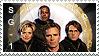 SG-1 Crew by LeonaWindrider