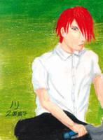 Tenipuri: Kamio-kun by rhythmic-high