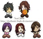 G00 :: Chibi Meisters+Sumeragi by rhythmic-high