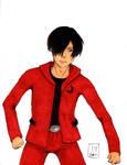 Kamen Rider W :: Terui by rhythmic-high