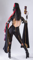 Bayonetta Cosplay by caroangulito