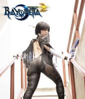 Bayonetta 2 Cosplay by caroangulito