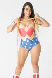 Wonder Woman Concept by caroangulito