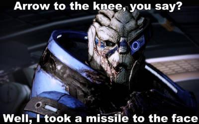 Mass Effect uber alles by SupermanLovesAspen