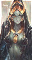 Midna by Seuyan