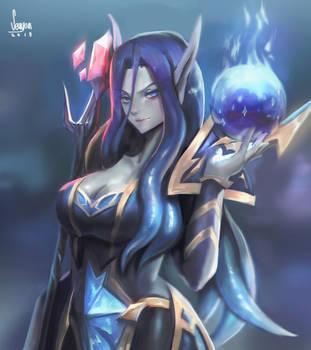 Aellasha by Seuyan